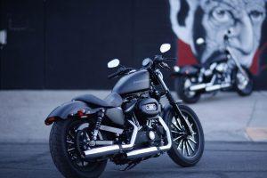 Beautiful Harley Davidson Bike