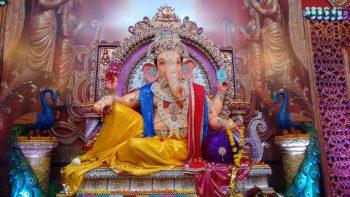 God Ganesh HD Desktop Image