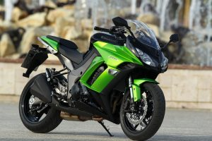 Kawasaki Z1000SX Sport Bike Wallpaper