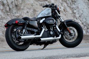 Latest Harley Davidson Sportster Image