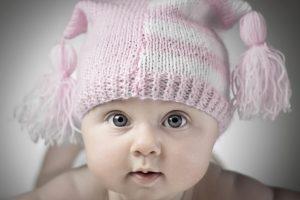 Pretty Cute Baby Photo