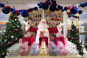 Santa Welcome