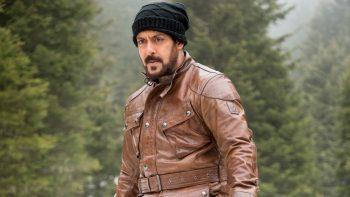 Actor Salman Khan in Tiger Zinda Hai Movie Photo