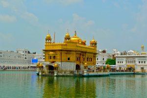 Beautiful Golden Temple in Amritsar Punjab Photo