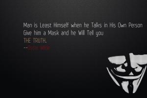 Oscar Wilde Beautiful Quote HD Wallpaper