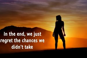 Quote on Life HD Photo Background