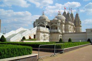 Swaminarayan Temple HD Photo