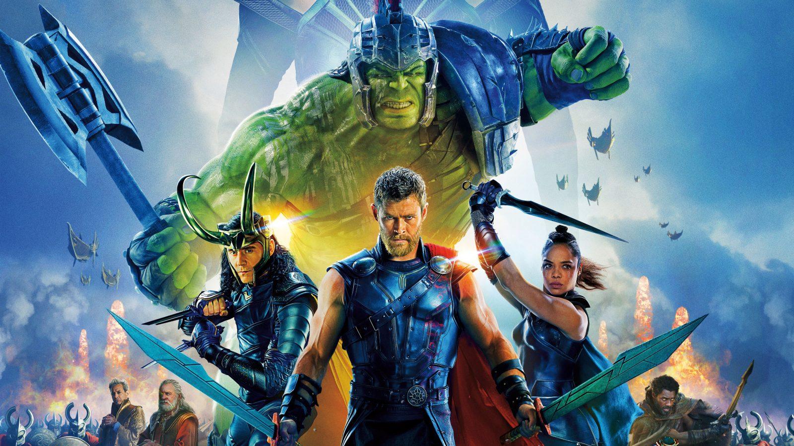 Thor ragnarok ver online castellano