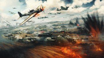 War Thunder Battle