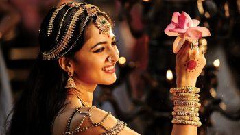 Anushka Shetty Rudramadevi Full HD Wallpaper Download