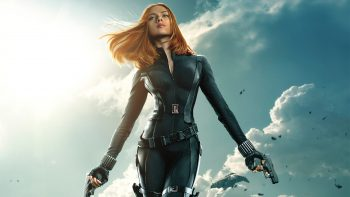Black Widow Captain America The Winter Soldier