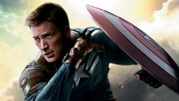 Chris Evans Captain America Winter Soldier