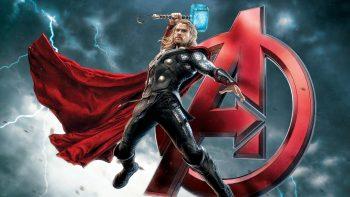 Thor Avengers 3D Wallpaper Download