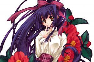 Anime Girls Download HD Wallpaper For Desktop Love Full HD