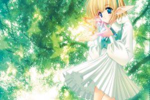 Anime Girls Download HD Wallpaper For Desktop Super Full HD