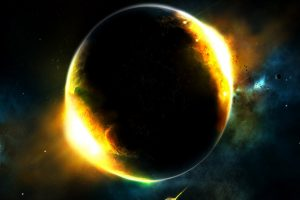 Universe Ring HD Wallpaper For Free