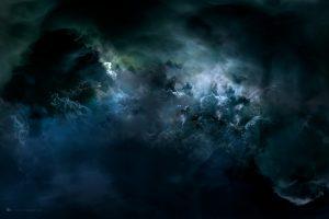 Scientific Planet Nebula Cloud Hd Black Photograph Neat Image For Free
