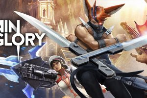 Vainglory Moba Online Fighting Fantasy Glory Warrior Action