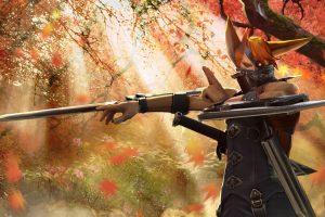 Vainglory Moba Online Fighting Fantasy Man Warrior