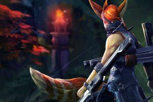 Vainglory Moba Online Fighting Fantasy Super Warrior Action