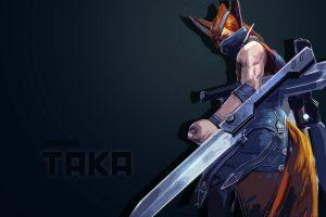 Vainglory Moba Online Fighting Fantasy Warrior Actio Get Image Now