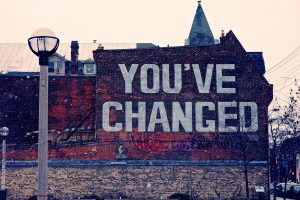 You've Changed Winter Snow Graffiti Get Neat Image For Free