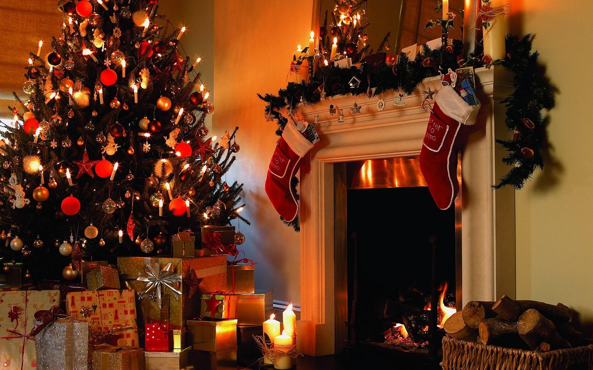 Simple Wallpaper Christmas Chromebook - Christmas-Tree-Home-Decoration  Image_279589 .jpg