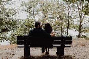 Couple Spending Time with Each Other