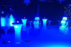 Light Blue Decoration