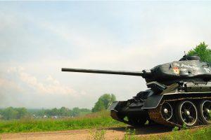 3A Poduhgi 101 Military Tank