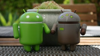 Android Logo HD Wallpaper Background