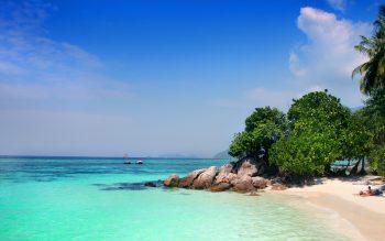 Beautiful Ko Lipe Island Beach in Thailand HD Wallpaper