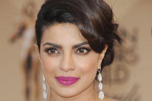 Beautiful Priyanka Chopra in Pink Lip
