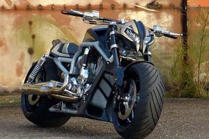 Big Tyre Sport Bike