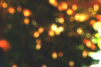 Blur Light Image
