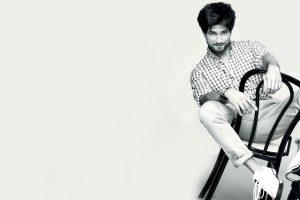 Bollywood Actor Shahid Kapoor Photoshoot