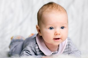 Cute Baby Boy Background