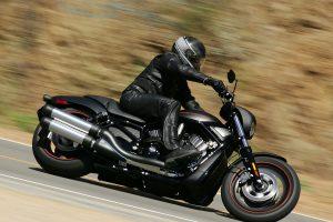 Harley Davidson Bike Ridding Wallpaper