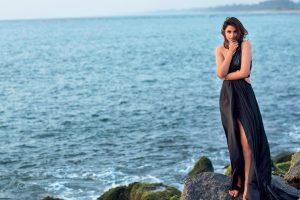 Heroine Parineeti Chopra in Black Dress Photo