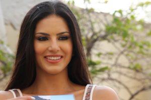 Hindi Movie Heroine Sunny Leone Photo