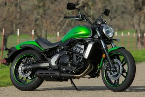 Kawasaki Vulcan S Bike on Road HD Wallpaper
