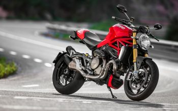 Latest Ducati Monster Bike Image