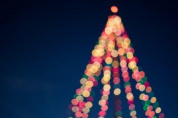 Light Bulb Blur Image