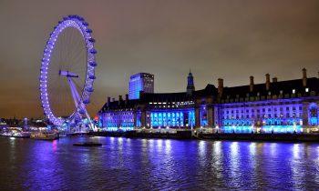 London Eye United Kingdom Country HD
