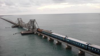 Long Rameshwaram Best Bridge