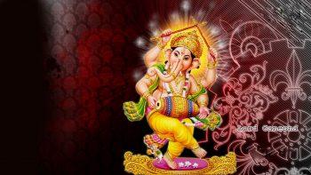 Lord Ganesha Indian God HD Desktop Wallpaper