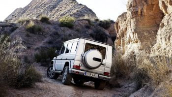 Mercedes Benz G Class Car Photo