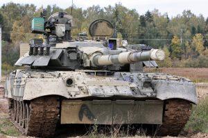 Model T 80 Military Tank