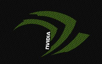 NVidia Brand Logo Wallpaper
