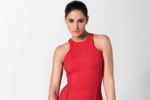 Nargis Fakhri in Red Top Photo